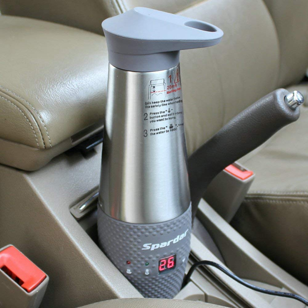 Spardar Car electric kettle