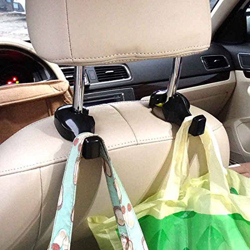 VANSSI FHK1605 Car Clothes Headrest Hanger