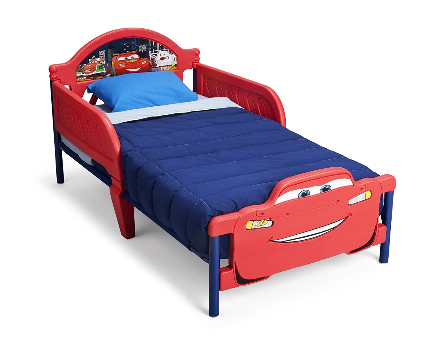 delta disney toddlers car bed