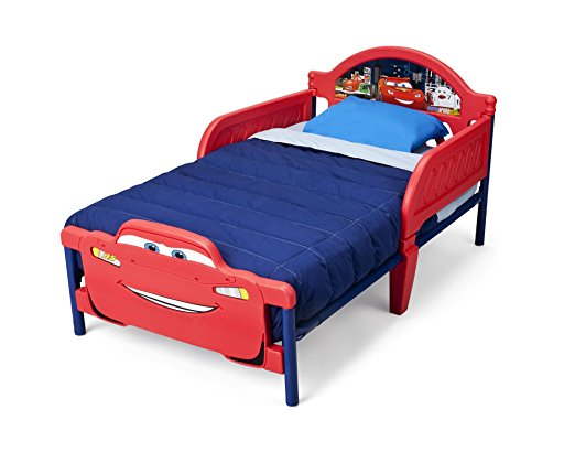 delta disney cars bed