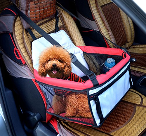 dog car seat booster