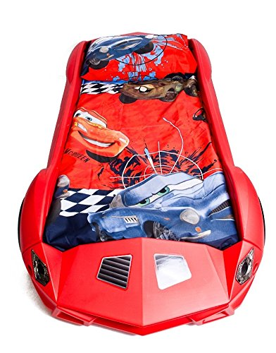storm kids car bed