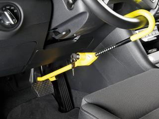 best car steering wheel lock