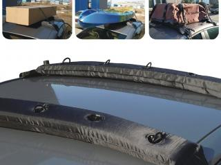 portable roof rack bars
